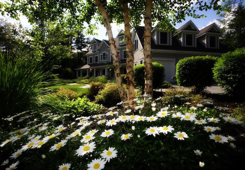 Inspiration för trädgårdsanläggnings-arbete